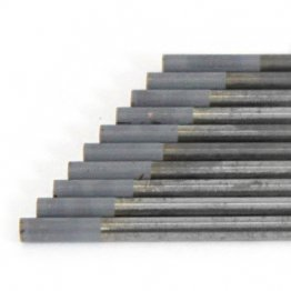 "Tungsten 2% Ceriated 1/8"" Model 187Gc2 10 Pack"