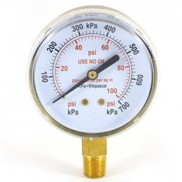 100 psi welding gauge