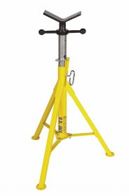 Sumner Heavy Duty High Jack Pipe Stand with Vee Head