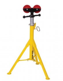 Sumner Heavy Duty High Jack Pipe Stand with Roller Head