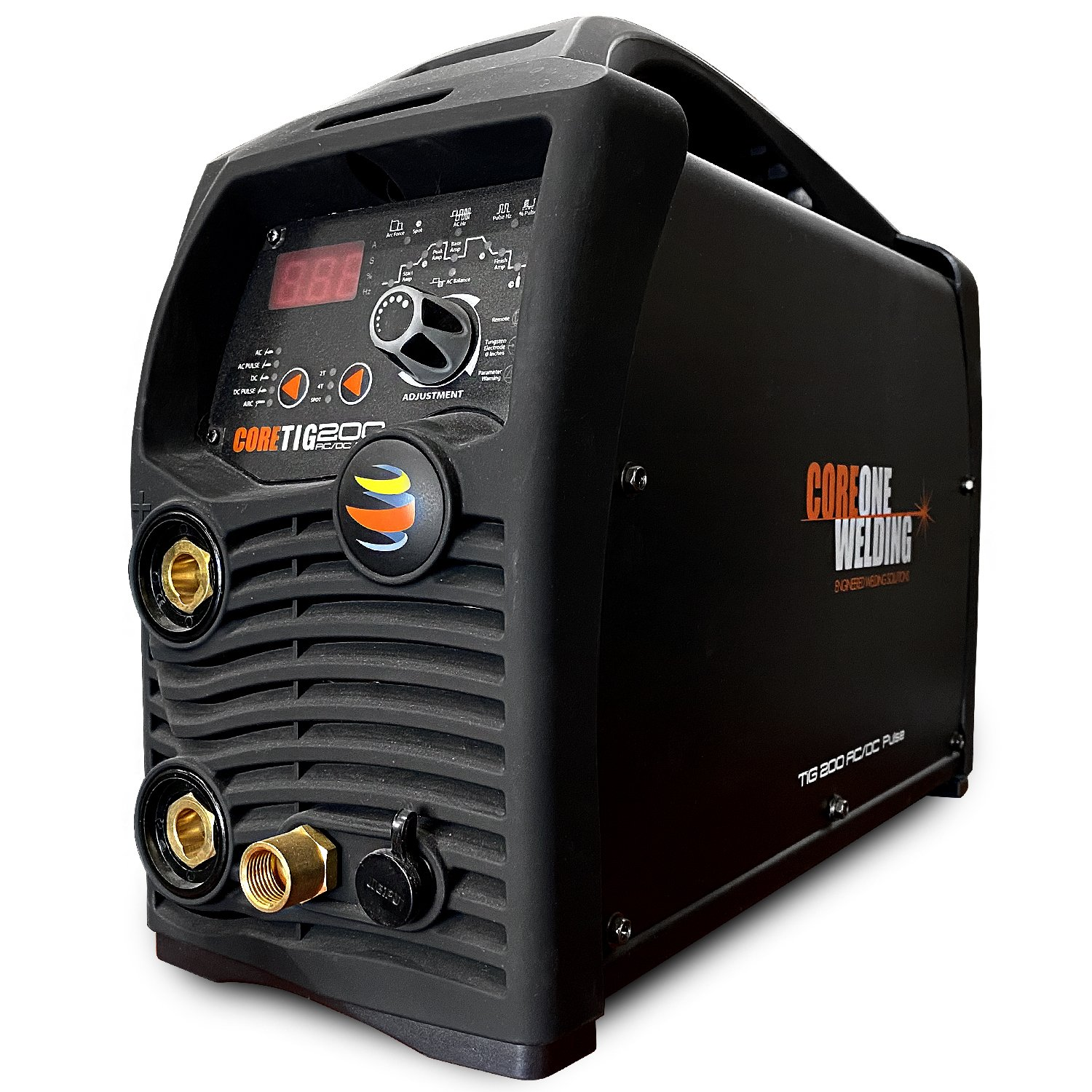 CORTIG 200 AC/DC PULSE TIG - Digital Inverter Welder COR 200ACDC