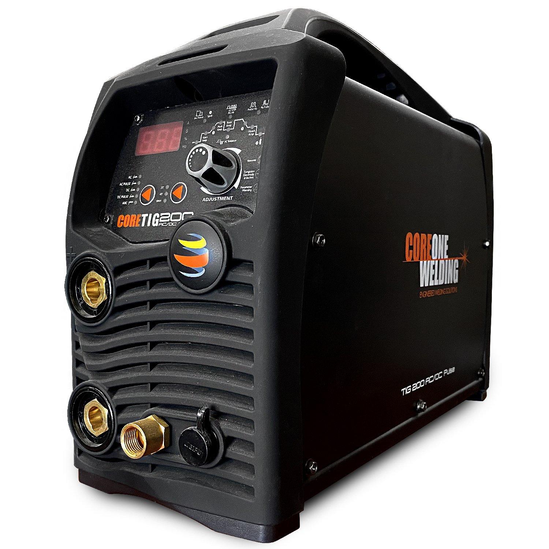 Coreone Welding Tig Professional 200 Ac Dc Tig Welding Machine