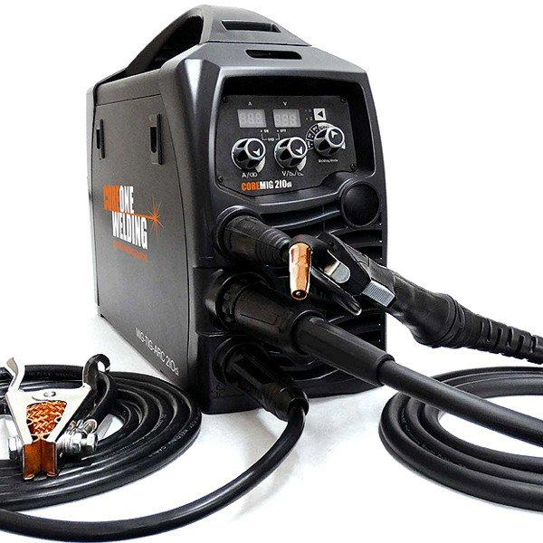 Coremig 210Di Mig-Tig-Arc Welding Machine Model 210Mts